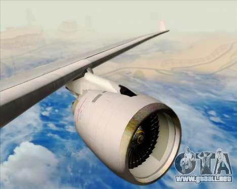 Airbus A330-200 American Airlines para el motor de GTA San Andreas