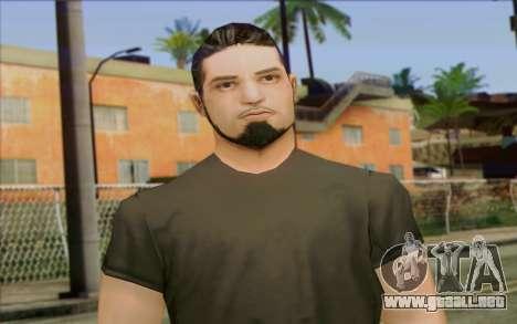 Russian Cats II Skin 4 para GTA San Andreas tercera pantalla
