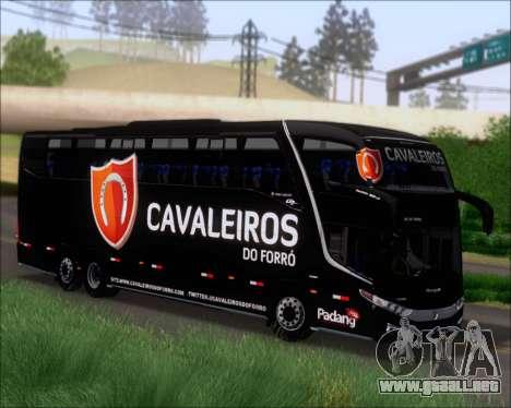 Marcopolo Paradiso G7 1600LD Scania K420 para GTA San Andreas left