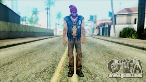 Manhunt Ped 19 para GTA San Andreas