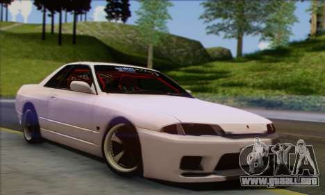 Nissan Skyline R32 Drift Monster Energy para GTA San Andreas
