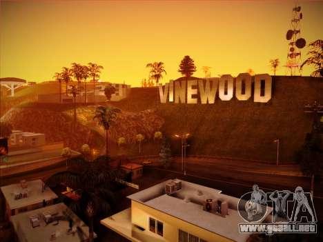Nueva ENBSeries por MC_Dogg para GTA San Andreas tercera pantalla