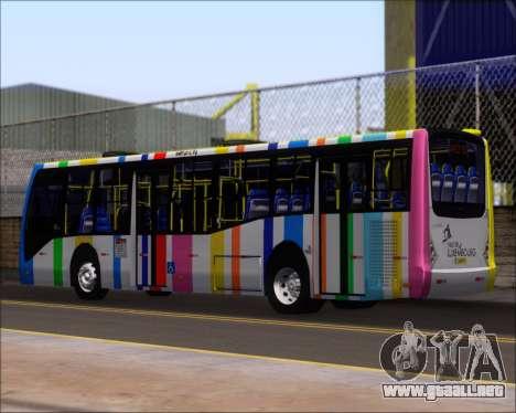 Caio Millennium II Volksbus 17-240 para la visión correcta GTA San Andreas