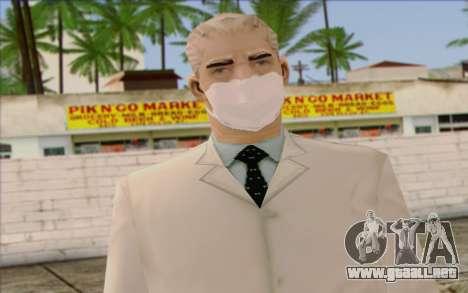Doctor ruso para GTA San Andreas tercera pantalla