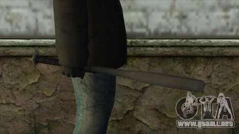 Vandal Euromaidan Style Bat para GTA San Andreas tercera pantalla