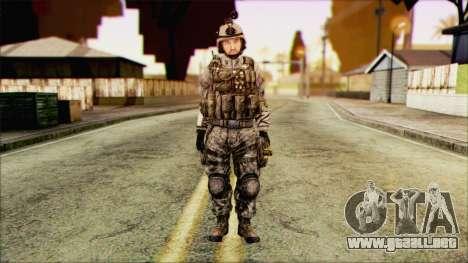 Fighter (PLA) v1 para GTA San Andreas