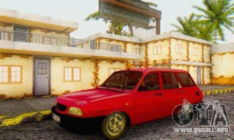 Dacia 1310 Break WUC para GTA San Andreas vista posterior izquierda