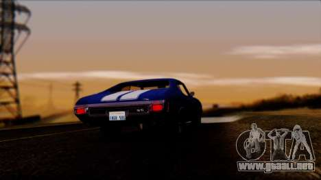 Graphic Unity V4 Final para GTA San Andreas séptima pantalla