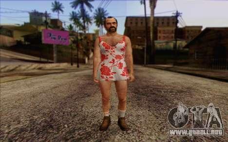 Trevor Phillips Skin v2 para GTA San Andreas