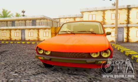 Dacia 1300 Tuned para GTA San Andreas left