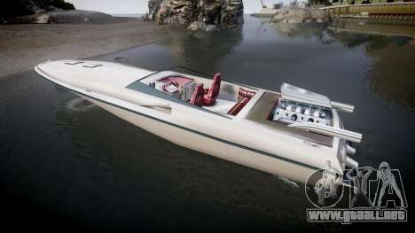 GTA San Andreas Jetmax para GTA 4 left