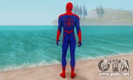 Skin The Amazing Spider Man 2 - Nueva Era para GTA San Andreas tercera pantalla