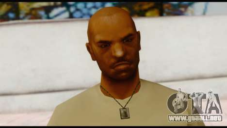 Army Vic para GTA San Andreas tercera pantalla