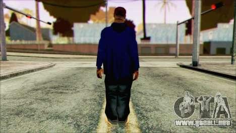 Adicto a la v3 para GTA San Andreas segunda pantalla