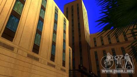 Texturas en HD skate Park y hospital V2 para GTA San Andreas tercera pantalla