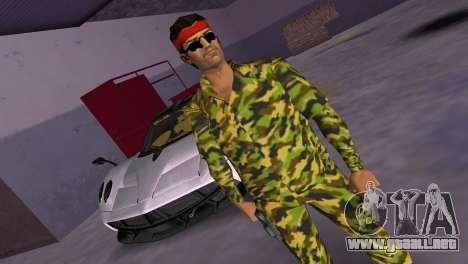 Camo Skin 07 para GTA Vice City