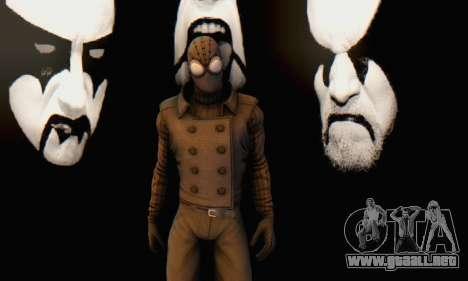 Skin The Amazing Spider Man 2 - DLC Noir para GTA San Andreas sexta pantalla