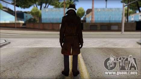 Staff Soldier para GTA San Andreas segunda pantalla
