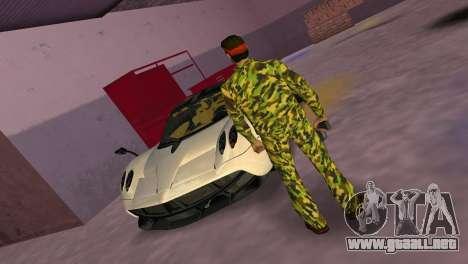 Camo Skin 07 para GTA Vice City tercera pantalla
