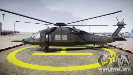 Sikorsky MH-X Silent Hawk [EPM] v2.0 para GTA 4 left