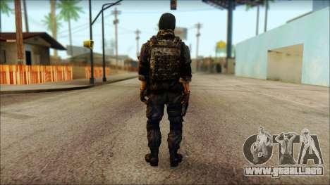 MG from PLA v2 para GTA San Andreas segunda pantalla