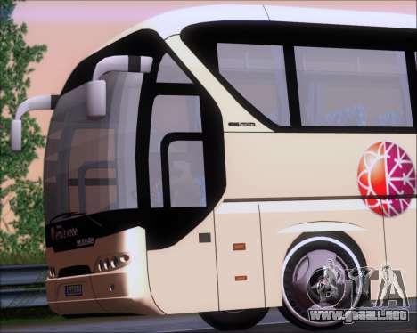 Neoplan Tourliner Emile Weber para visión interna GTA San Andreas