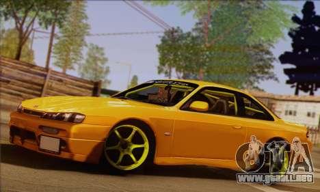 Nissan 200sx Drift Monster Energy para GTA San Andreas
