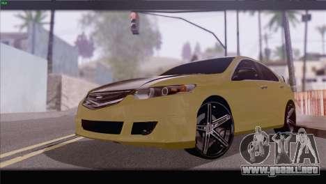 Honda Accord Mugen para GTA San Andreas