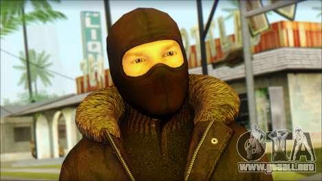 Vandal Euromaidan Style Dirty para GTA San Andreas tercera pantalla