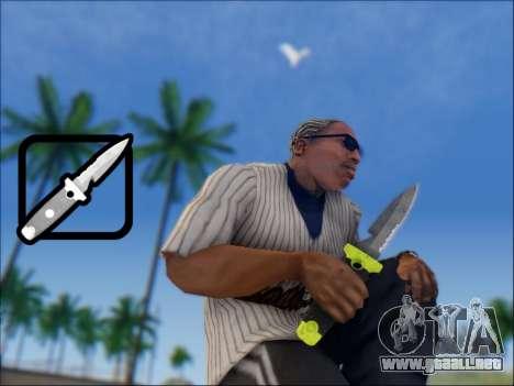 Dive para GTA San Andreas