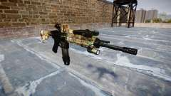 Automatic rifle Colt M4A1 ronin para GTA 4