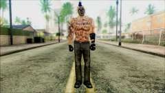 Manhunt Ped 16 para GTA San Andreas