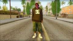 Plen Park Prims Skin 2 para GTA San Andreas