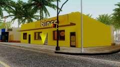 Nuevas texturas para Binco en grove street