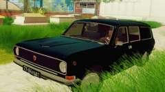 GAS-24-12 coche fúnebre