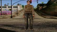 Frost from ArmA II: PMC para GTA San Andreas
