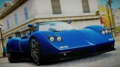Pagani Zonda S (C12S) Roadster 2011