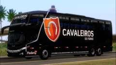 Marcopolo Paradiso G7 1600LD Scania K420 para GTA San Andreas