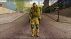 USA Soldier v1 para GTA San Andreas