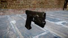 Pistola Glock 20 de fantasmas