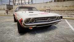 Dodge Challenger 1971 v2.2 PJ5 para GTA 4
