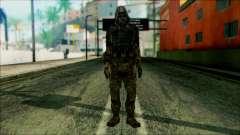 Un soldado del team 4 Phantom