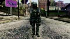 Fighter (PLA) v5 para GTA San Andreas