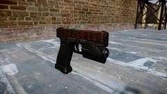 Pistola Glock 20 el arte de la guerra