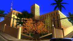 Texturas en HD skate Park y hospital V2 para GTA San Andreas