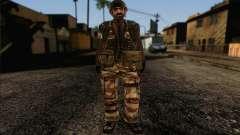 Soldados de MEK (Battlefield 2) de la Piel 4 para GTA San Andreas