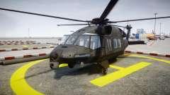 Sikorsky MH-X Silent Hawk [EPM] v2.0 para GTA 4