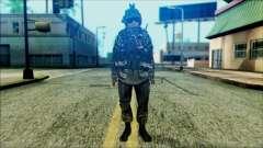 Los soldados aerotransportados (CoD: MW2) v5 para GTA San Andreas