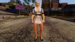 Tracy from Batman Arkham Origins para GTA San Andreas