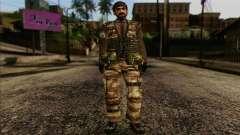 Soldados de MEK (Battlefield 2) de la Piel 2 para GTA San Andreas